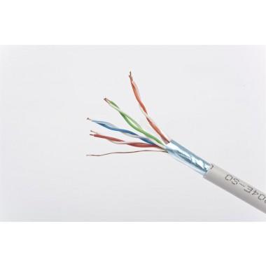 CABLE FTP CAT.5E SOLID PVC CU 305M