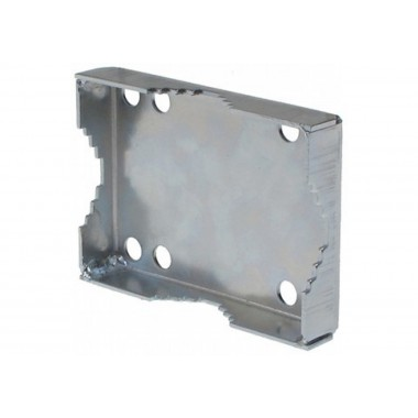 CLAMP GEAR BOX COVER / D:110 / H:80
