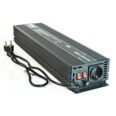 Converter Sine 1000 / 1500W 12V / 230V UPS