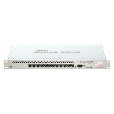 Ethernet Router CCR1016-12G MikroTik