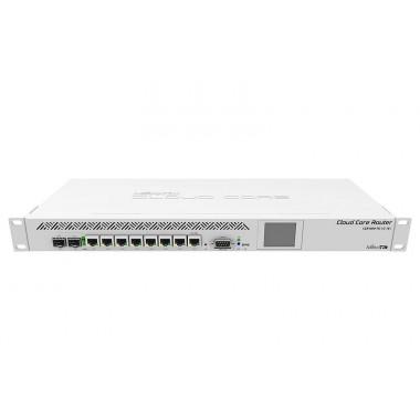 Ethernet Router CCR1009-7G-1C-1S+ MikroTik
