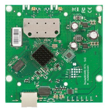 RouterBOARD 911 Lite5 dual RB911-5HnD MikroTik