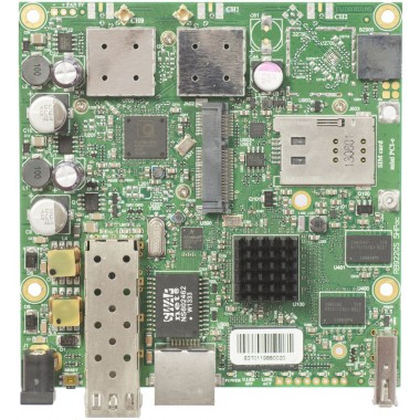 RouterBOARD RB922UAGS-5HPacD MikroTik