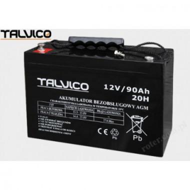 Battery Talvico AGM 12V, 90Ah