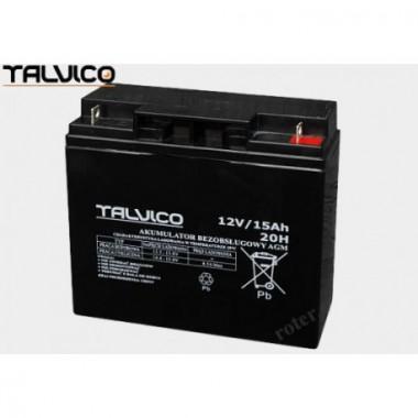 Battery Talvico AGM 12V, 15Ah