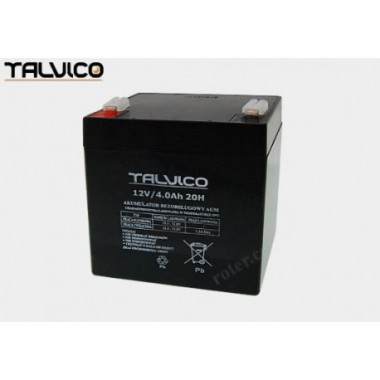 Battery Talvico AGM 12V, 4Ah