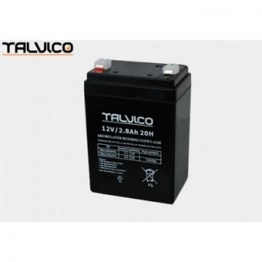 Battery Talvico AGM 12V, 2,8Ah