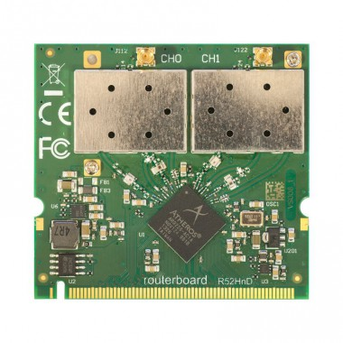 Card R52HnD MikroTik