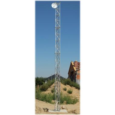 SELF-STANDING ALUMINIUM LATTICE TOWER KIT / H:3000 Revse