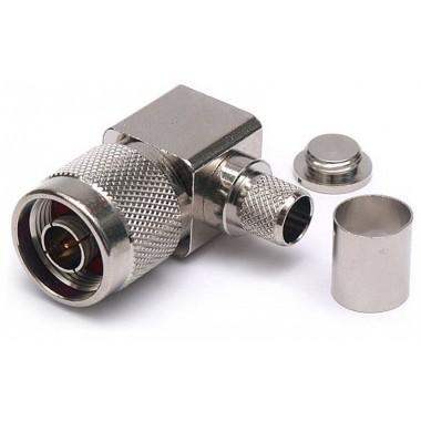 Connector N (Male) / H1000/ MRC400 90°