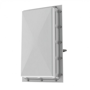 Antenna 5 GHz Panel Box 19V/V Dual-M Revse