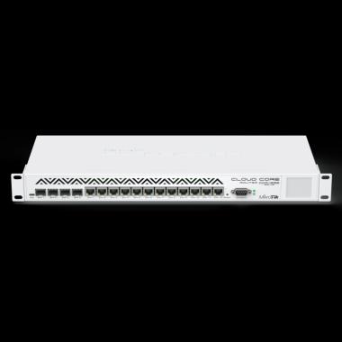 Ethernet Router CCR1036-12G-4S MikroTik