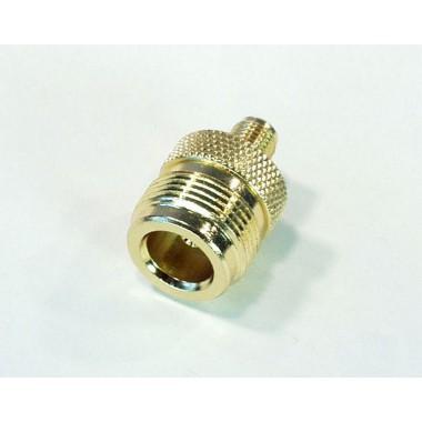 Adapter, N (Female) / RP SMA (Female)
