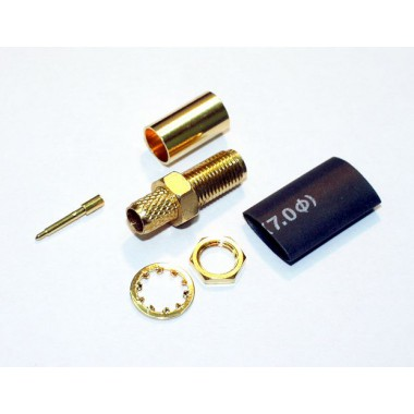 Connector RP SMA (Female) / H155