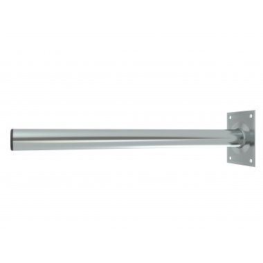 ROOF / WALL MOUNT MAST STRAIGHT O48 / D:600