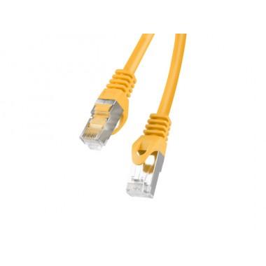 PATCHCORD CAT.5E FTP 0.25M ORANGE