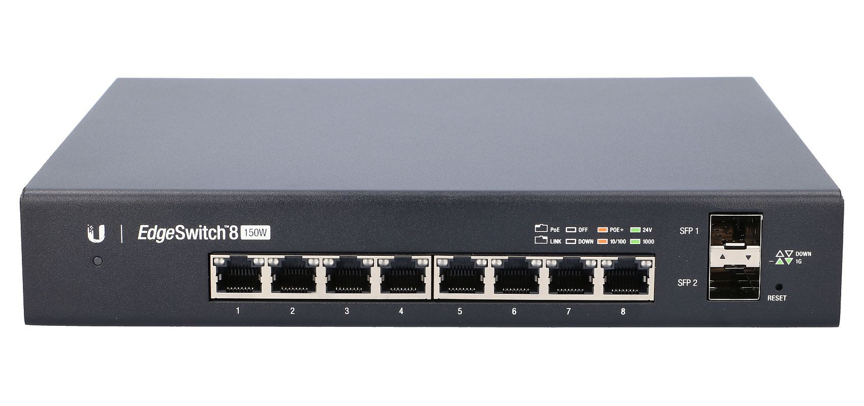 EdgeSwitch ES-8-150W Ubiquiti