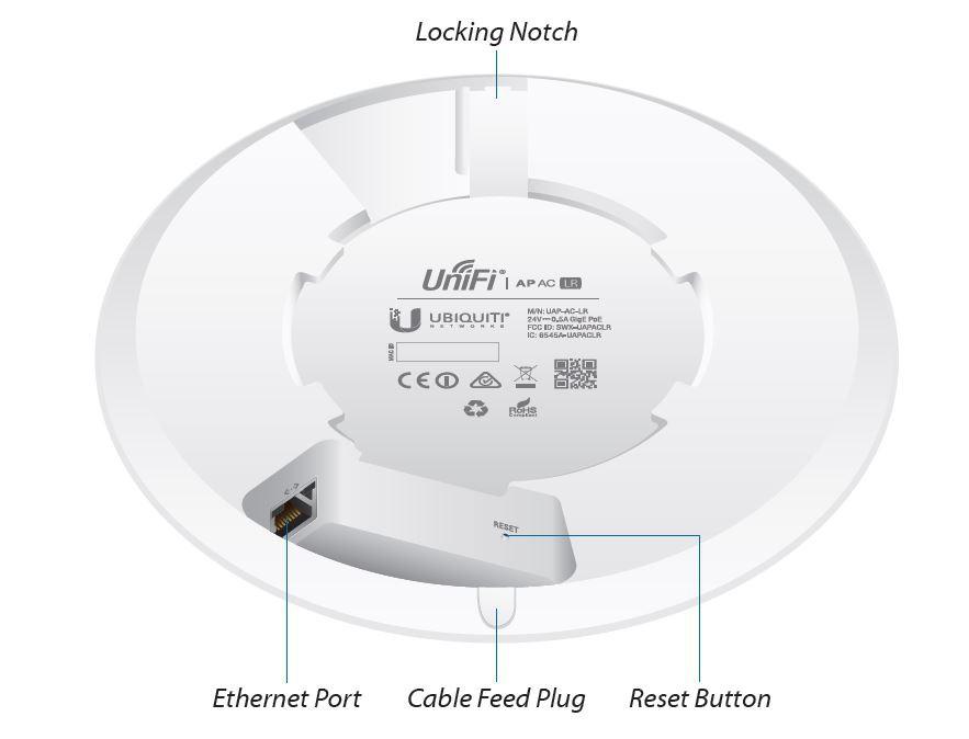 UniFi AC Long Range UAP-AC-LR-5 5-Pack Ubiquiti - Ubiquiti